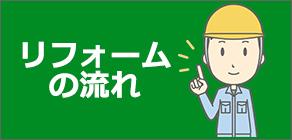 長崎安心リフォームの施工の流れ
