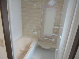 長崎で浴室リフォーム