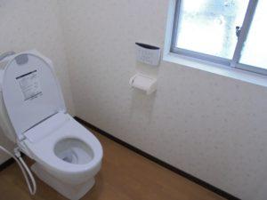 長崎でトイレリフォーム