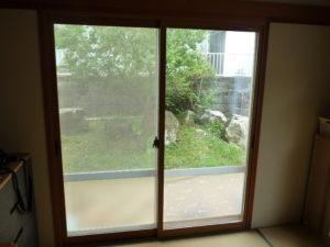 長崎市で内窓取り付け