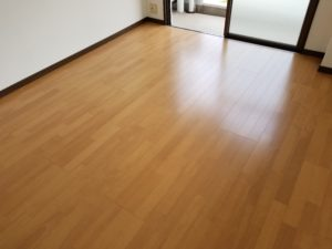 長崎市でマンション床リフォーム