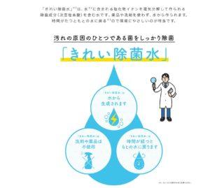 水回り除菌対策商品