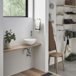 リクシルコロナ対策玄関手洗い器