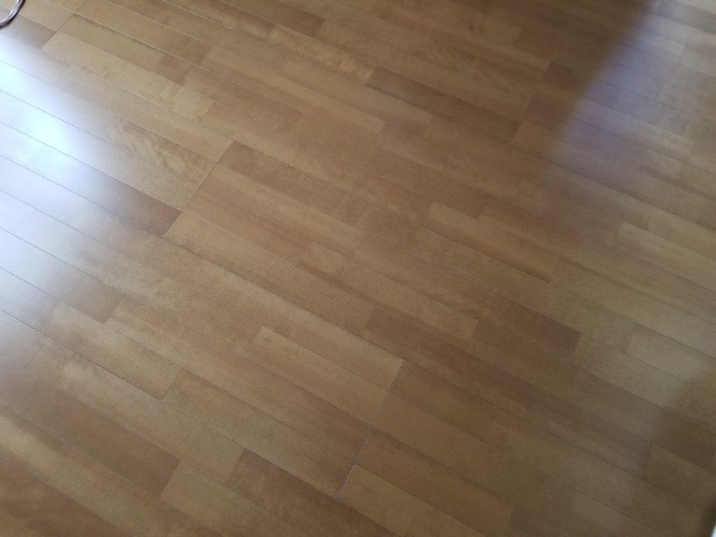 畳からフローリングリフォームの施工後